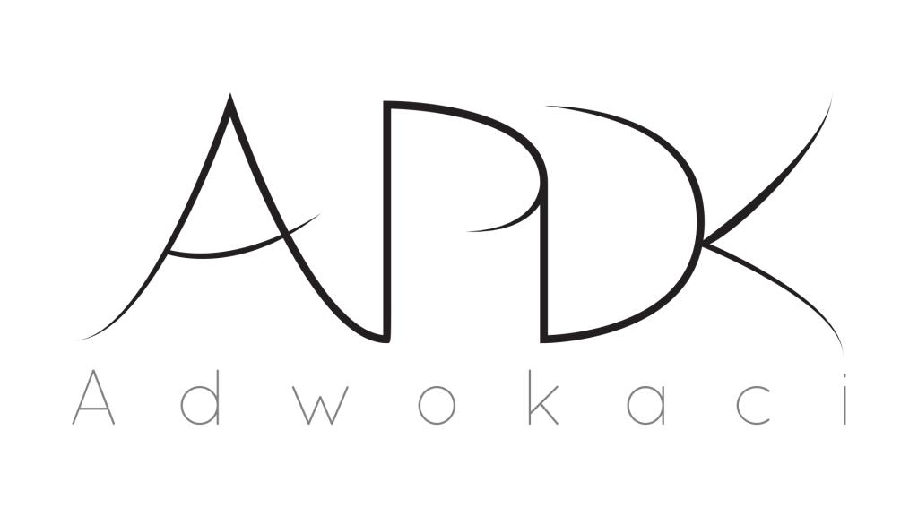 APDK Adwokaci Kancelaria Adwokacka Warszawa Logo